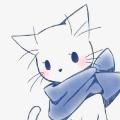 纯白猫猫戴安娜